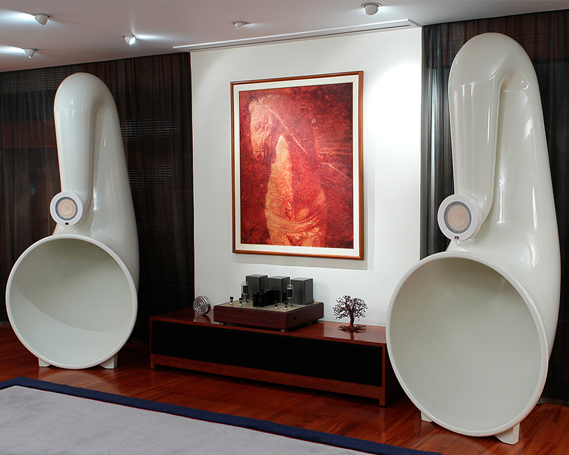 Horn speaker audiophile – Accuracy, quality, extended low frequency, highest quality driver